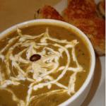 Pumpkin Black Bean Soup (Spooky Soup)