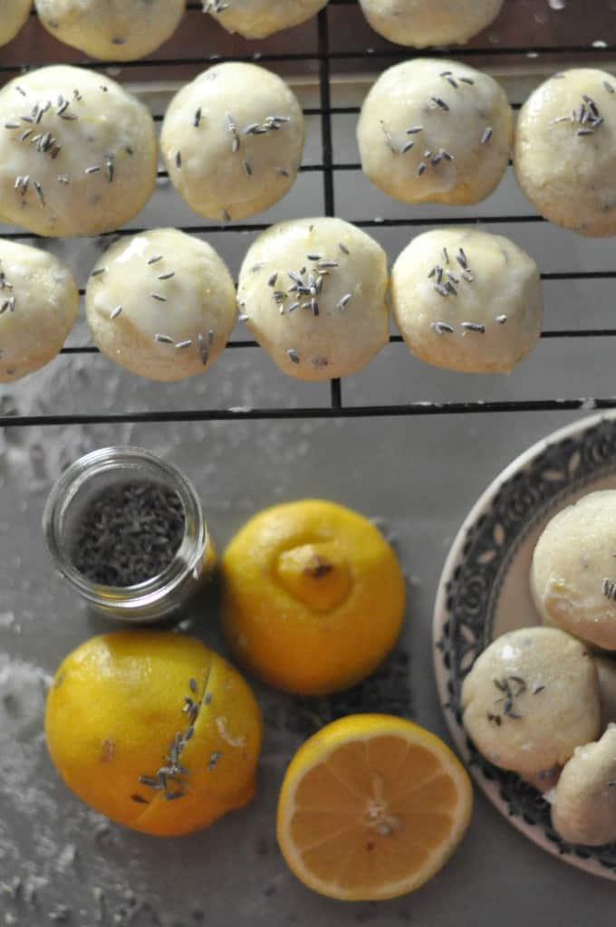 Lemon Lavender Cookies Light, buttery, lemony and just a hint of lavender. http://diningwithalice.com/cookies/lemon-lavender-cookies/