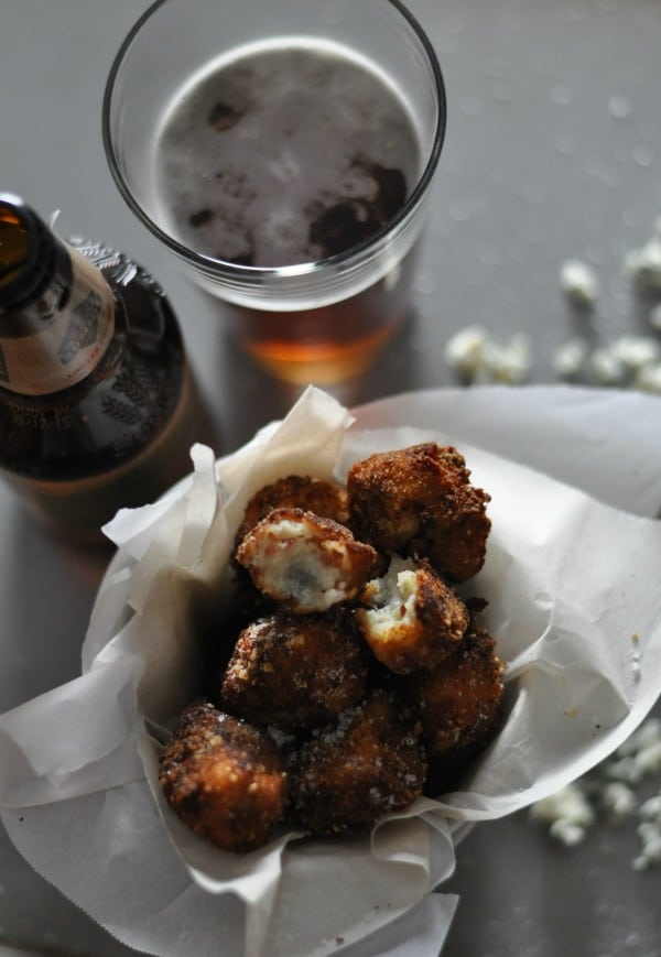 Homemade Bacon and Blue Cheese Tater Tots