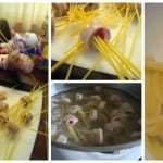 Cooking with Kids: Spaghetti Spiders