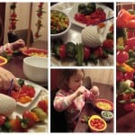 Cooking with Kids: Veggie Necklaces