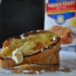 Classic French Toast with Crystal Farms French Toast Batter