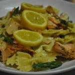 Salmon Pasta Salad