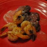 Steak Toppings: Dinner