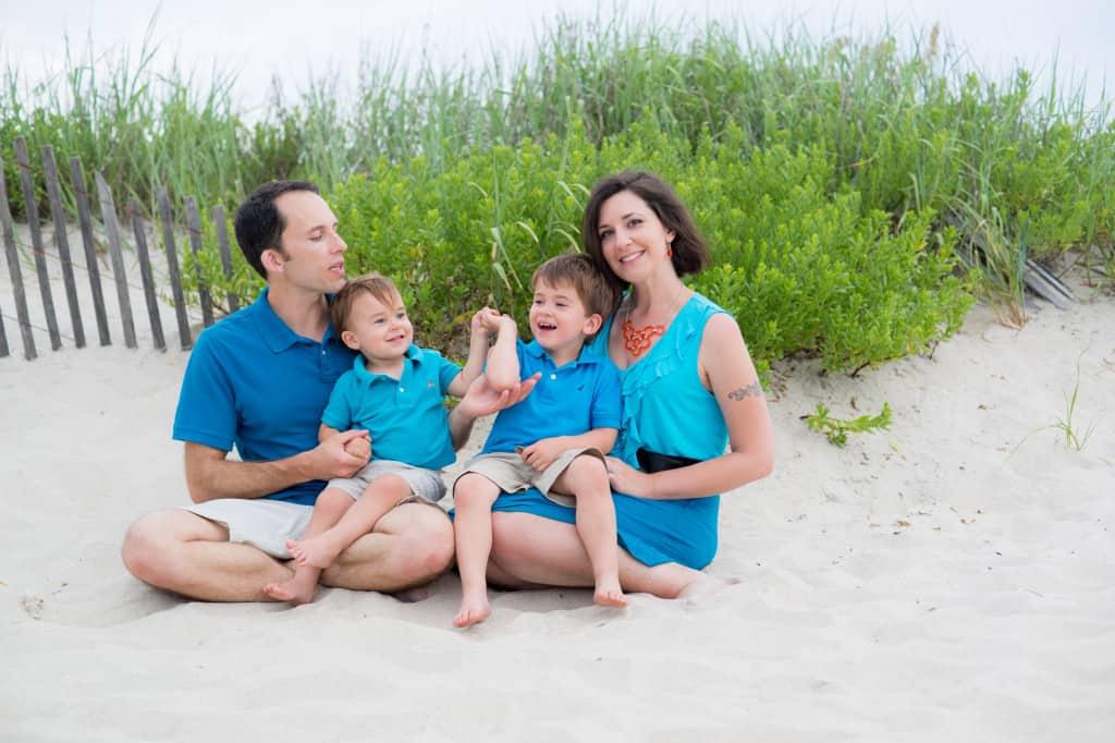 Anne Morris Family