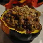 Chicken Stuffed Squash