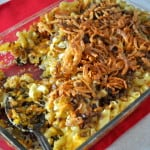 Roasted Corn Mac and Cheese