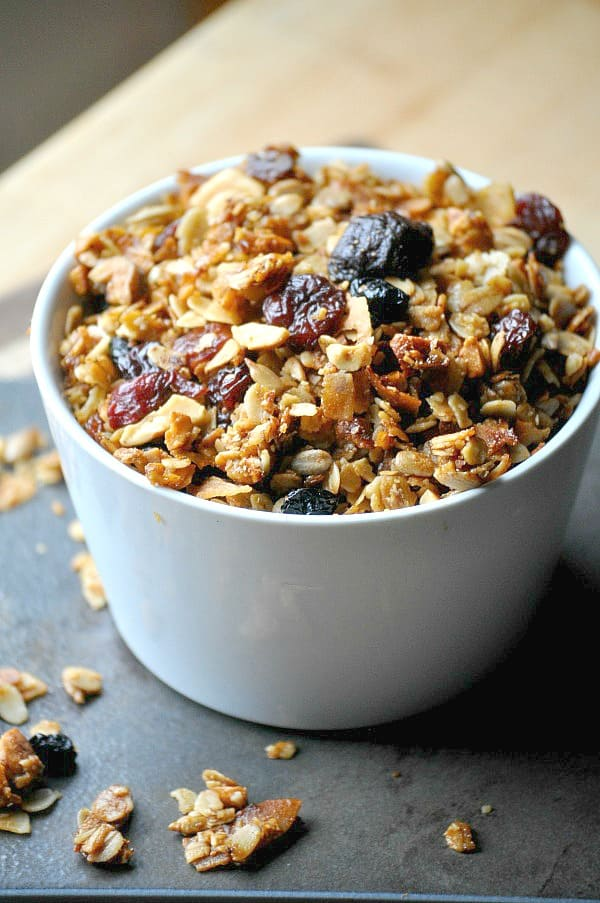 Homemade Granola Alice Seuffert