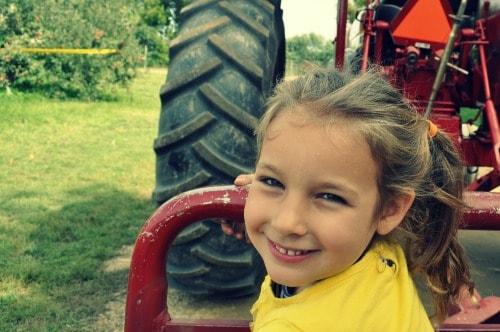 Afton Apple Tractor Hayride