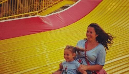 MN State Fair Giant Slide