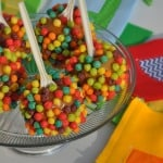 Trix Caramel Apples Rainbow