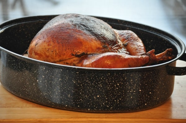 Cooked Turducken