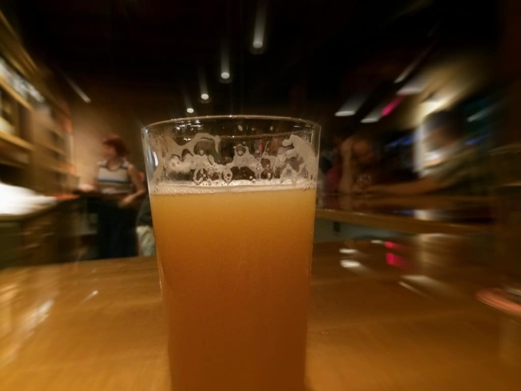 Indeed Brewing Company Beer