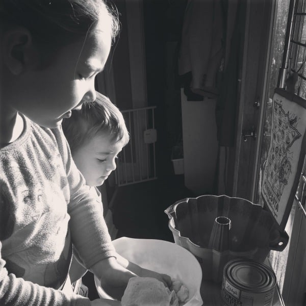Seuffert Making Monkey Bread