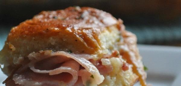 Baked-Ham-Sandwiches