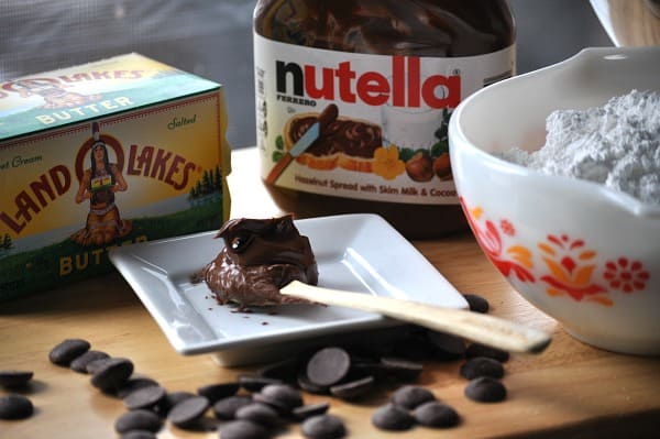 Nutella Buckeye Ingredients