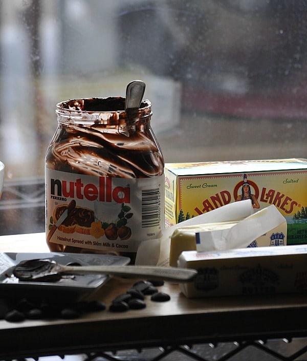 Nutella Buckeye Nutella