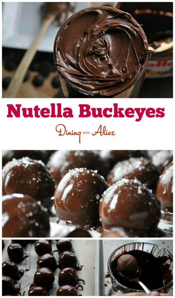 Nutella-Buckeyes Dining with Alice