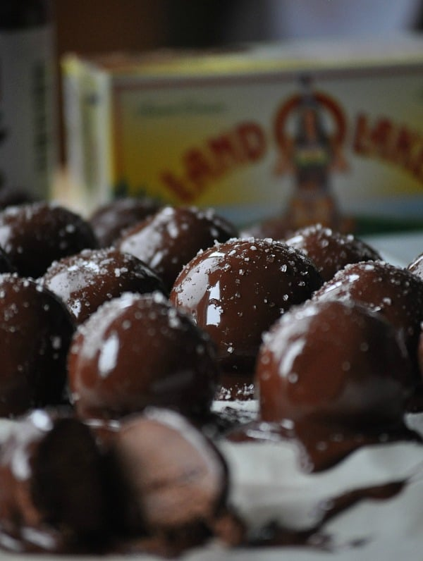Nutella Buckeyes Land O'Lakes