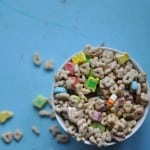 It's OK to Eat Lucky Charms for Dinner