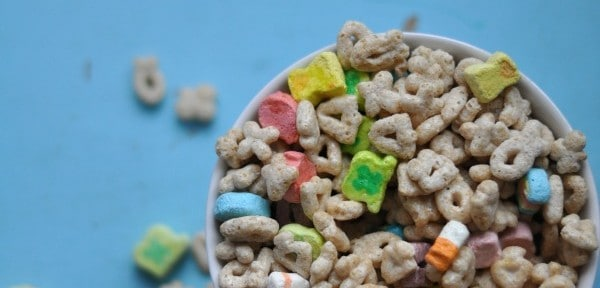 Lucky Charms Dining with Alice