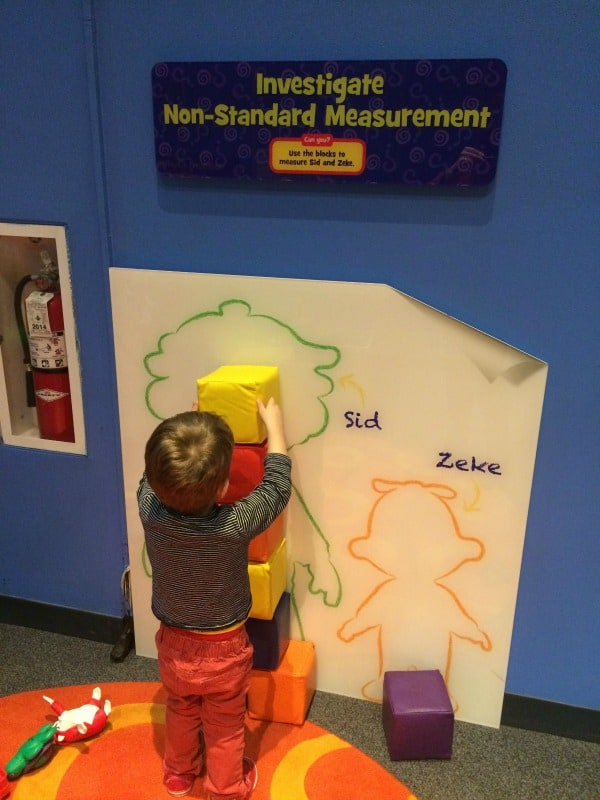 Sid the Science Kid Exhibit