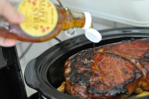 Maple Syrup Pot Roast