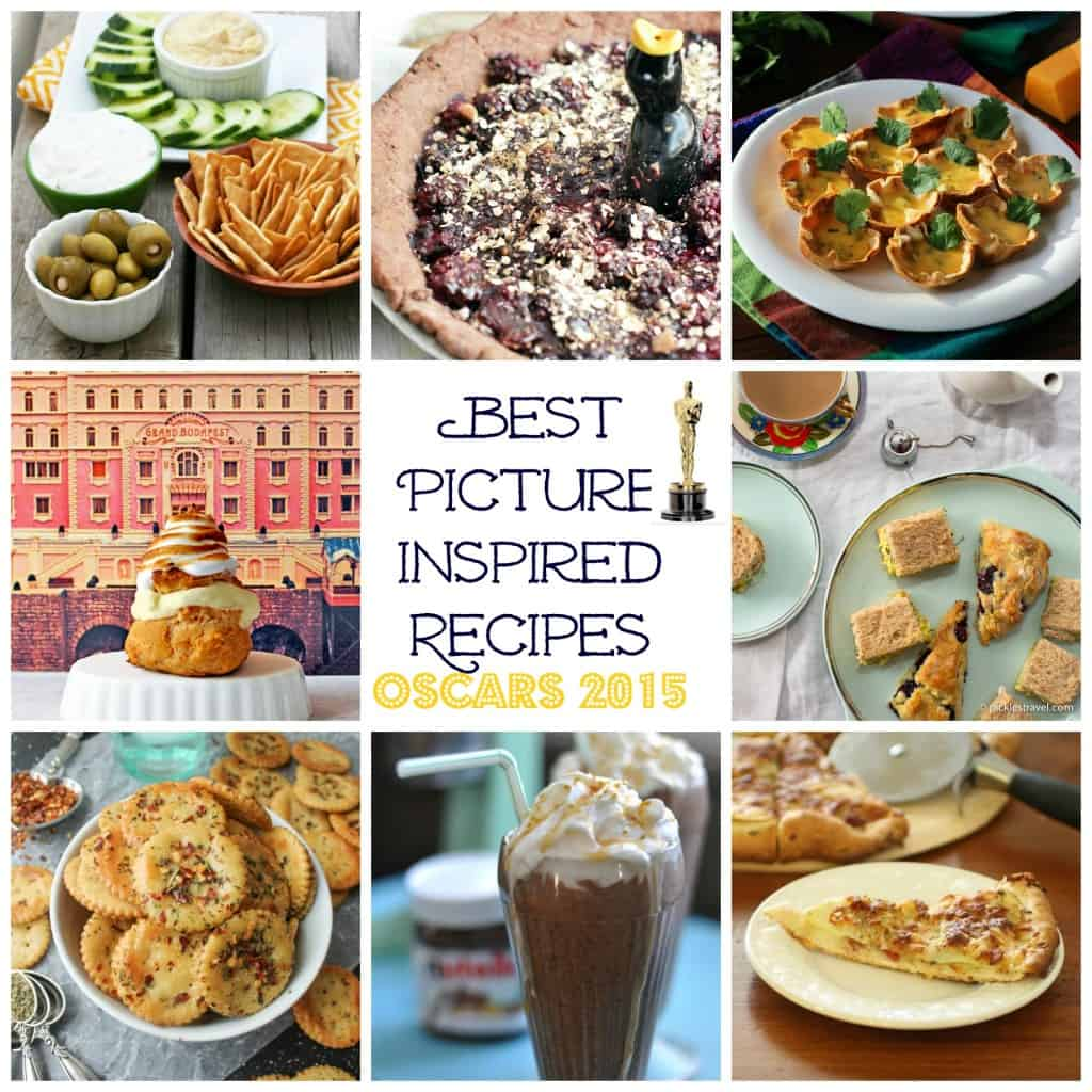 Oscars 2015 Recipes