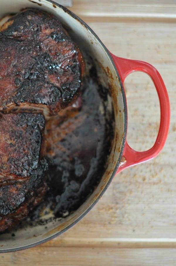 Pot Roast Browning
