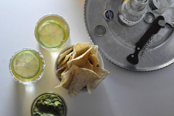 Beergaritas Guacamole