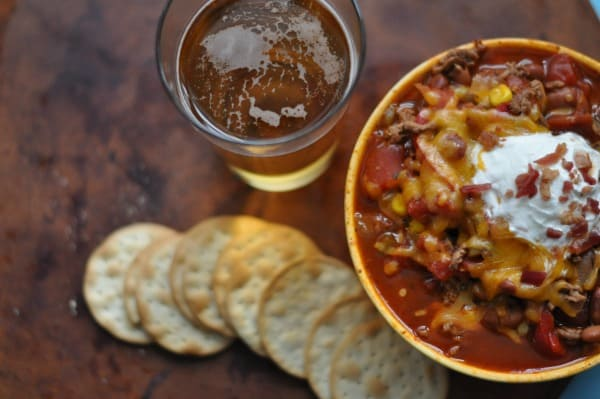 Bacon Chili 2