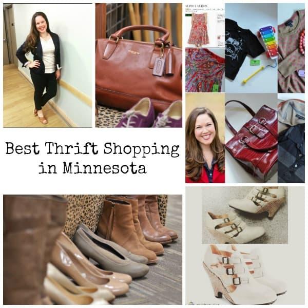 Best Thrift Shopping in Minnesota