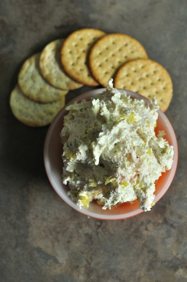 Ham and Pickle Dip