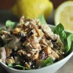 Poppy Chicken Salad
