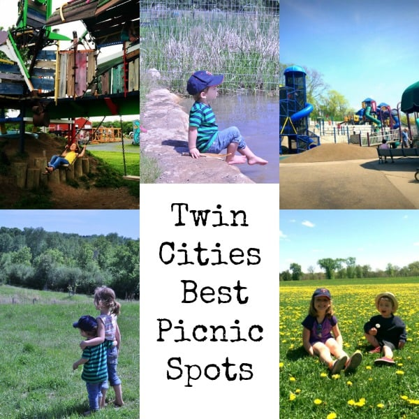 Family Friendly and Fun Spots for a Picnic. Plus easy recipes.