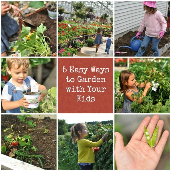 Garden with Your Kids