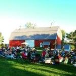 Red Barn Pizza Farm in Minnesota