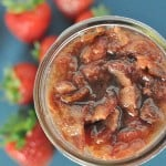 Strawberry Bacon Jam