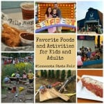 Food and Kids Activities at MN State Fair