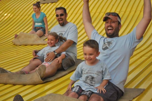 Food and Kids Activities at MN State Fair Slide