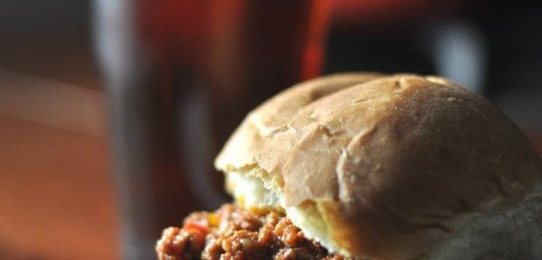 Wild Rice Sloppy Joes