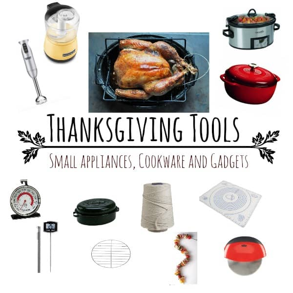 Thanksgiving Tips Tools