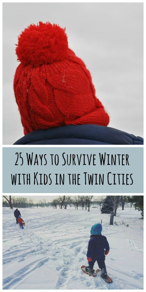 When winter hits in Minnesota, we don't hibernate. I love a good pajama and hot chocolate day, but we'd never survive winter if we didn't regularly find fun activities throughout the season. Parents know that to survive winter with kids in the Twin Cities, you must find things to do! Here are 25 fun ways to survive winter with kids in the Twin Cities. http://diningwithalice.com/minnesota/winter-with-kids-in-the-twin-cities/