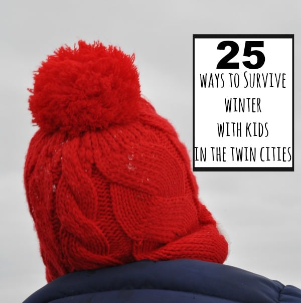 Winter with kids in the twin cities. When winter hits in Minnesota, we don't hibernate. I love a good pajama and hot chocolate day, but we'd never survive winter if we didn't regularly find fun activities throughout the season. Parents know that to survive winter with kids in the Twin Cities, you must find things to do! Here are 25 fun ways to survive winter with kids in the Twin Cities. http://diningwithalice.com/minnesota/winter-with-kids-in-the-twin-cities/
