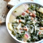 Sausage and Kale Soup Potato