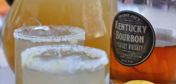 Bourbon Arnold Palmer Tea