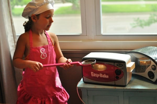 Summer Cooking with Kids Easy Bake