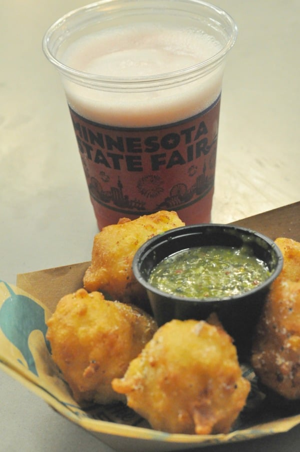 Beer at the Minnesota State Fair Sangria New beer, food pairings and fun places to enjoy craft beer at the Minnesota State Fair.