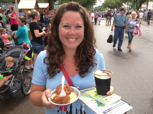 Beer at the Minnesota State Fair Smores Beer New beer, food pairings and fun places to enjoy craft beer at the Minnesota State Fair.