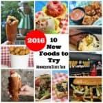 Minnesota State Fair Foods 2016